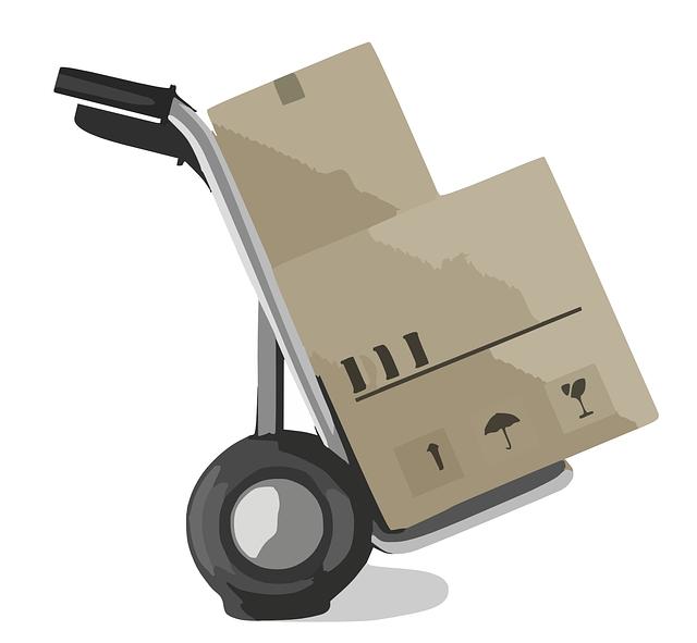 Envíos y seguimiento de paquetes