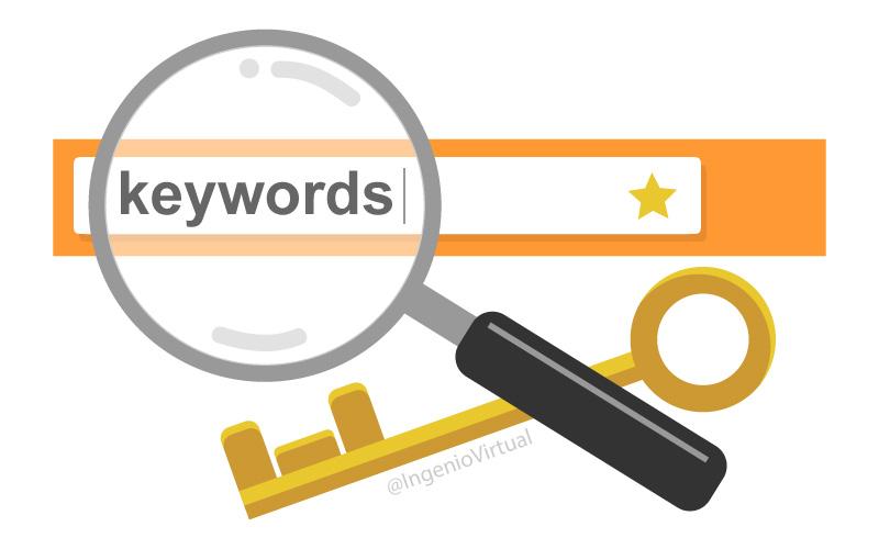 Estudio de keywords para la redacción SEO