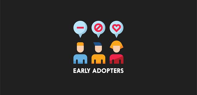 El producto mínimo viable enfocado a Early adopters