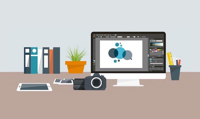 El diseño web y las herramientas para desarrollo web.
