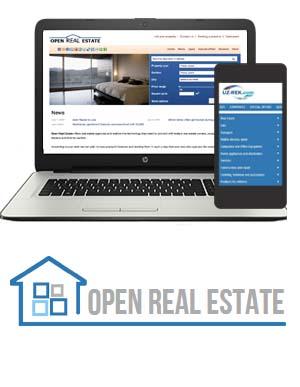 desarrollo web ecommerce para venta de inmuebles
