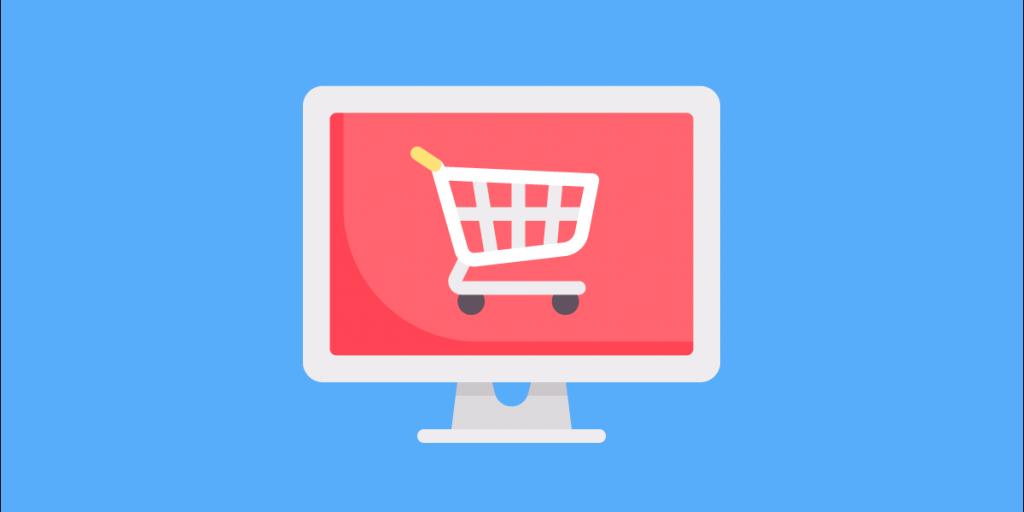 El desarrollo de sitos ecommerce en la web para venta de productos y recomendaciones.
