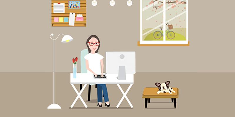 Redactor freelance, trabajar desde casa, redacción de articulos, agencia freelance