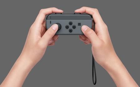 Joy-Con de Switch para el modo de jugar en nintendo