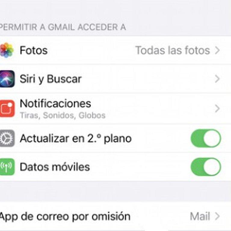 Los usuarios de iOS 14 ya pueden configurar Gmail como predeterminado, que antes por defecto l aplicación de correo oficial de Apple no permitía el poder elegir a tu gusto el principal app de correo electrónico predeterminada,