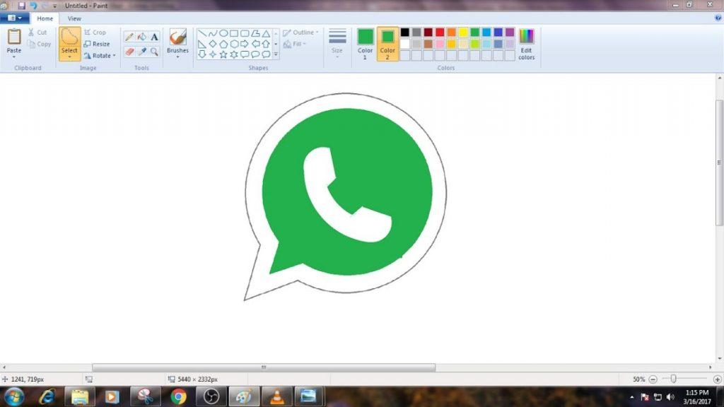 WhatsApp paint pagina oficial de whatsapp