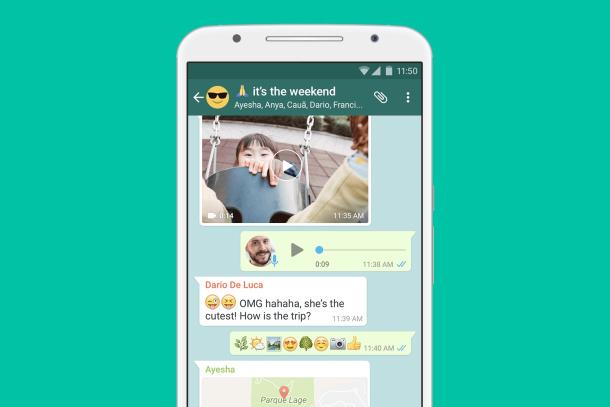 WhatsApp habilita función para auto destruir imágenes y vídeos, esta nueva actualización de WhatsApp permite el eliminar ya sea imágenes o videos a través de de darles una fecha de caducidad