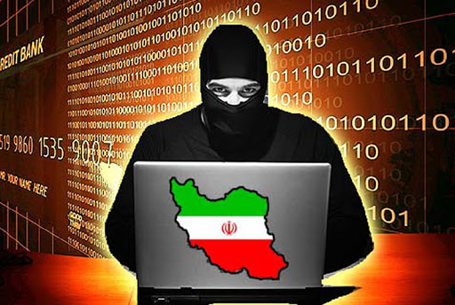 Hackers iranies