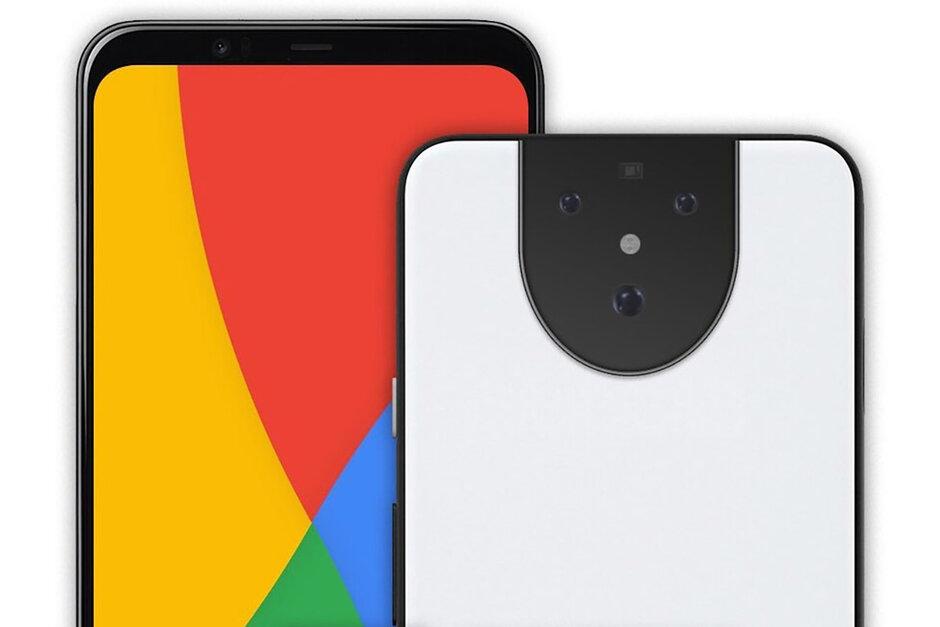 Â¡Google Pixel 5 dado a conocer antes de tiempo!