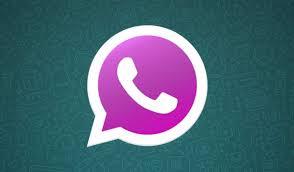 Logo rosa de whatsapp y como obtenerlo.