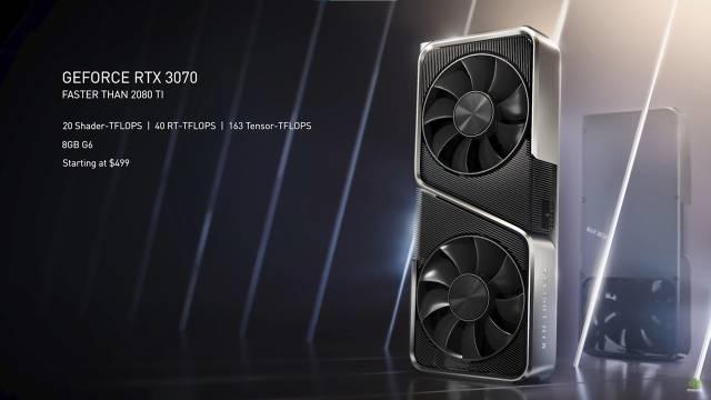 NVIDIA pone una nueva fecha al lanzamiento mundial de su tarjeta RTX 3070, después de un catastrófico lanzamiento de su antecesora donde hasta la intervención de bots