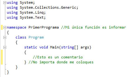 Programación en informática formas de estructurar el codigo fuente