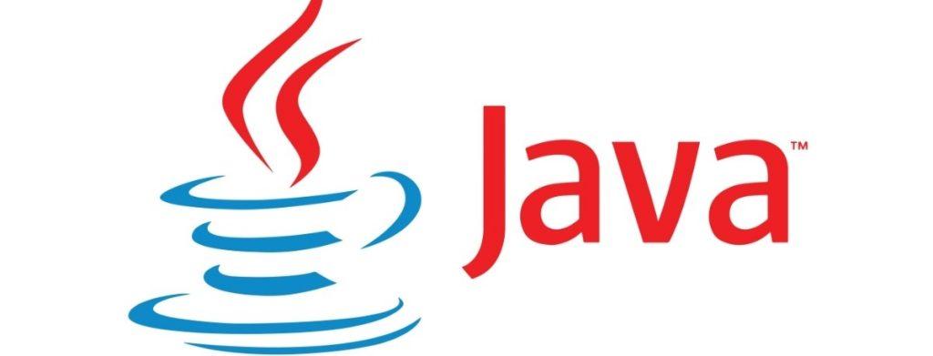 Java, una de las 4 tecnologías de desarrollo de apps.