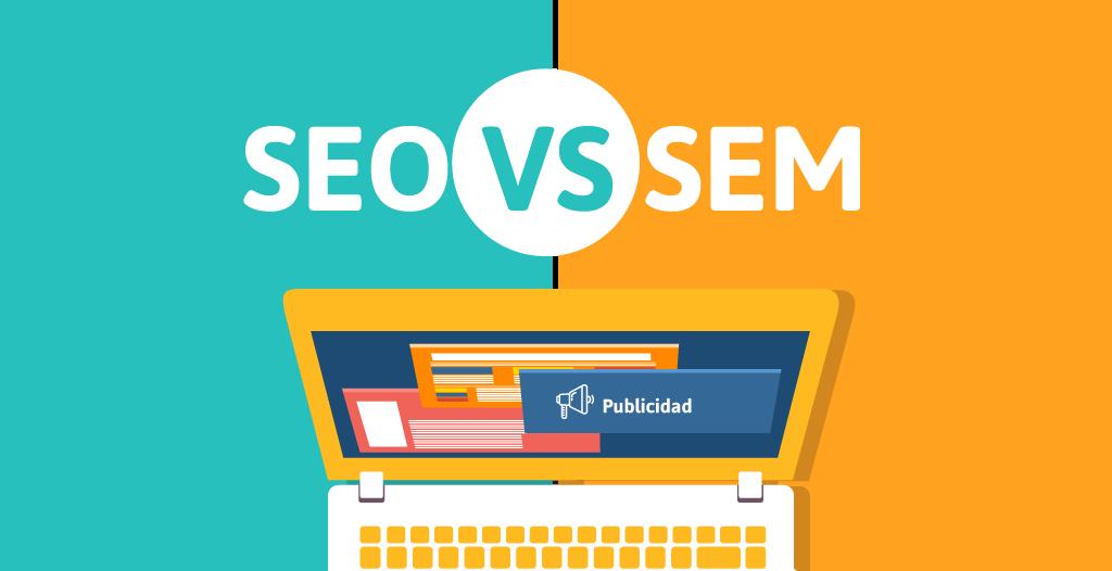 Mercadotecnia en motores de búsqueda y la diferencia con el SEO.