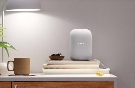 ¡El nuevo audio inteligente de Google, Nest Audio!