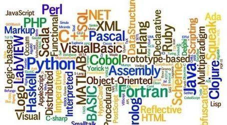 ¡Definiendo a un lenguaje de programación para usar el software para programar!