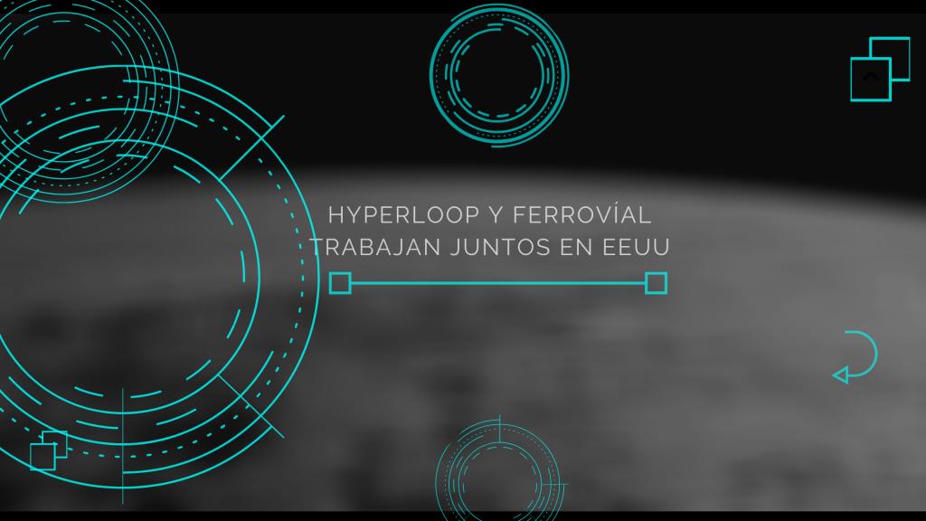 Hyperloop Transportation Technologies (HTT) el sistema que es proporcionado por dicha empresa es uno de los más sofisticados en todo el mundo
