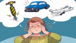 En que nos afecta la tecnología ruido