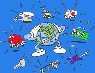 En que nos afecta la tecnología en el planeta