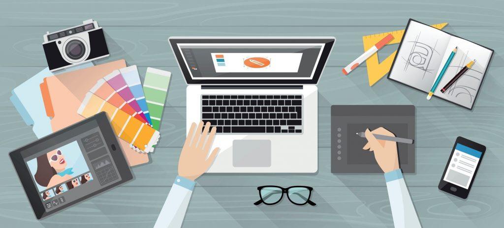 crear imágenes con texto por diseñadores