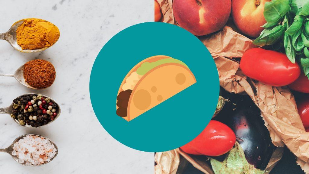 anuncio publicitario de alimentos exitosos