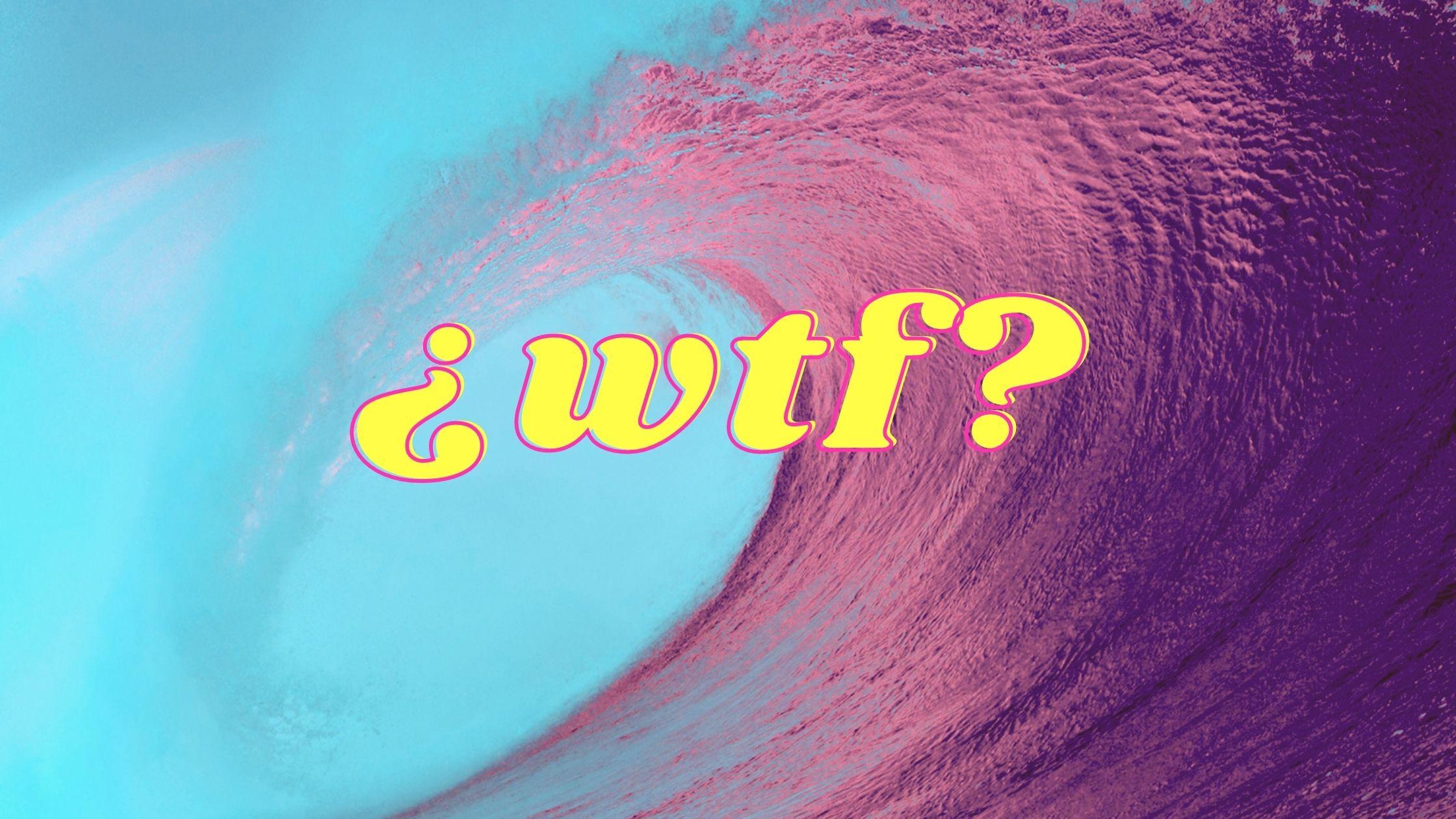 que significa wtf