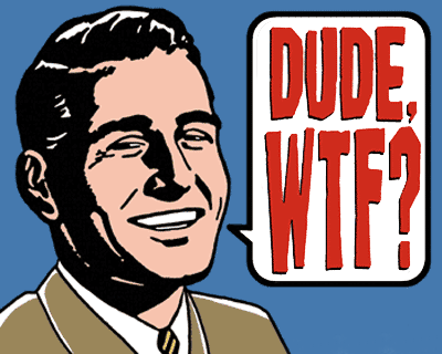 que significa wtf xoxo